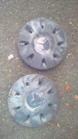 mercedes vito wheel hub caps