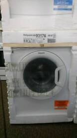 7kg 1400 spin Hotpoint washing machine