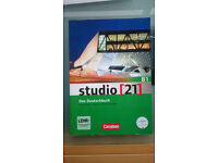 [PERFECT CONDITION] studio [21] B1, Das Deutschbuch + CD