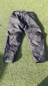 Frank Thomas Motorbike Trousers