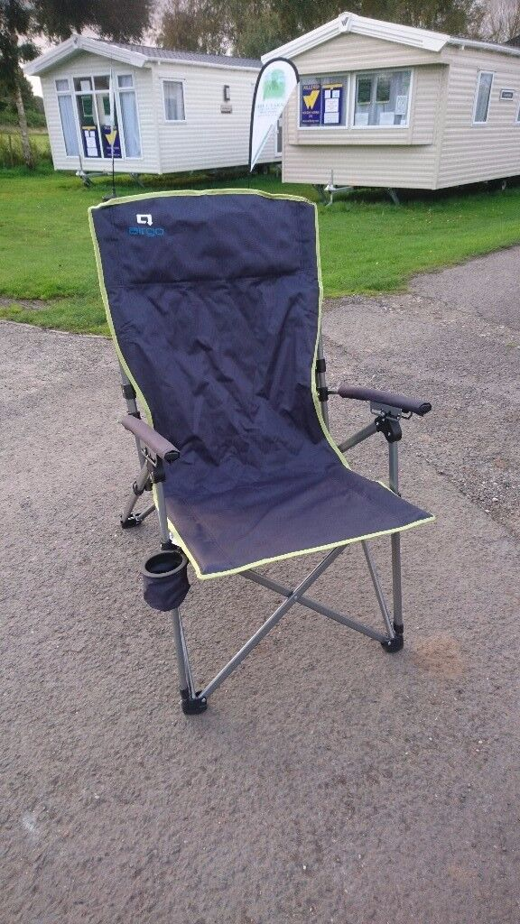 Pre owned airgo curve chair