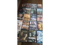 Have for SALE 60 DVDs