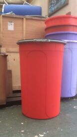 210 litre plastic shipping storage barrel