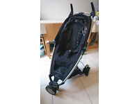 Quinny Zapp buggie with travel bag, rain cover and winter footmuff - excellent condition