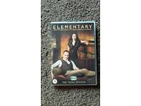 Elementary season 3 ( the one never shown )