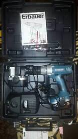 Erbauer 14.4v drill/driver