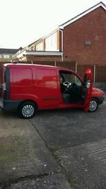 Fiat Doblo 1.9 diesel van Coventry