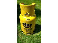 6.5 / 7 kg Alta gas bottle