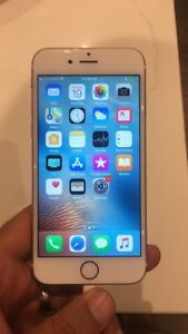 IPhone 6s 16gb rose gold unlocked mint with box