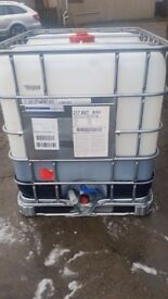 Engine oil 400 litres. 15w /40 new £300