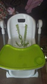 Mamas and papas high chair £15