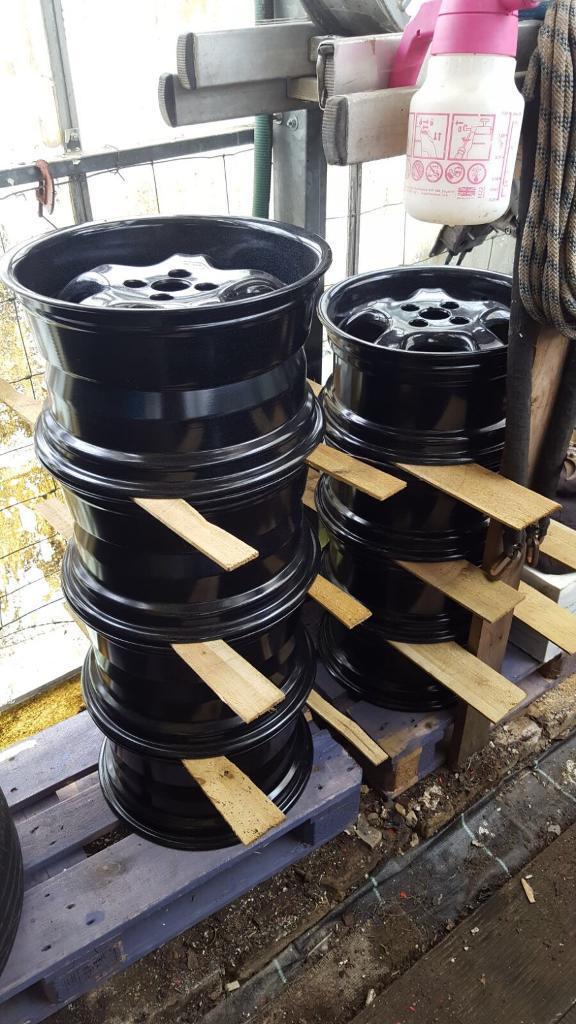 Bbs and rh cups wheels vw Golf caddy polo
