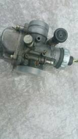Old yamaha dt 125 carb