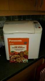 Breadmaking Panasonic SD 253