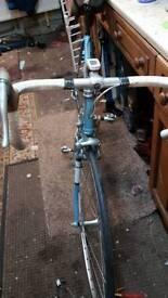 Vintage .Harry Hall road bike