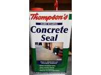 Thompsons Hard Wearing Concrete Seal