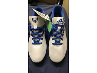 Brand new addidas football boots size 10