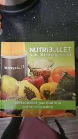 Nutribullet book