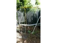 12 ft sports power trampoline for spares or repair