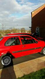 ford fiesta flight 1.3i 2001 modded. modified
