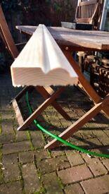 Torus Pine Architrave 4 no 4.2 m + 7 shorter lengths 16 x 69 mm Brand new
