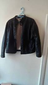 Zara Boys Soft Leather jacket