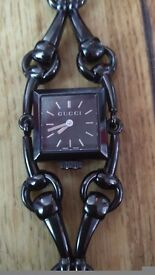 Gucci ladies watch!