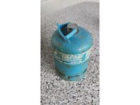 Camping gaz gas bottle 901 with handle