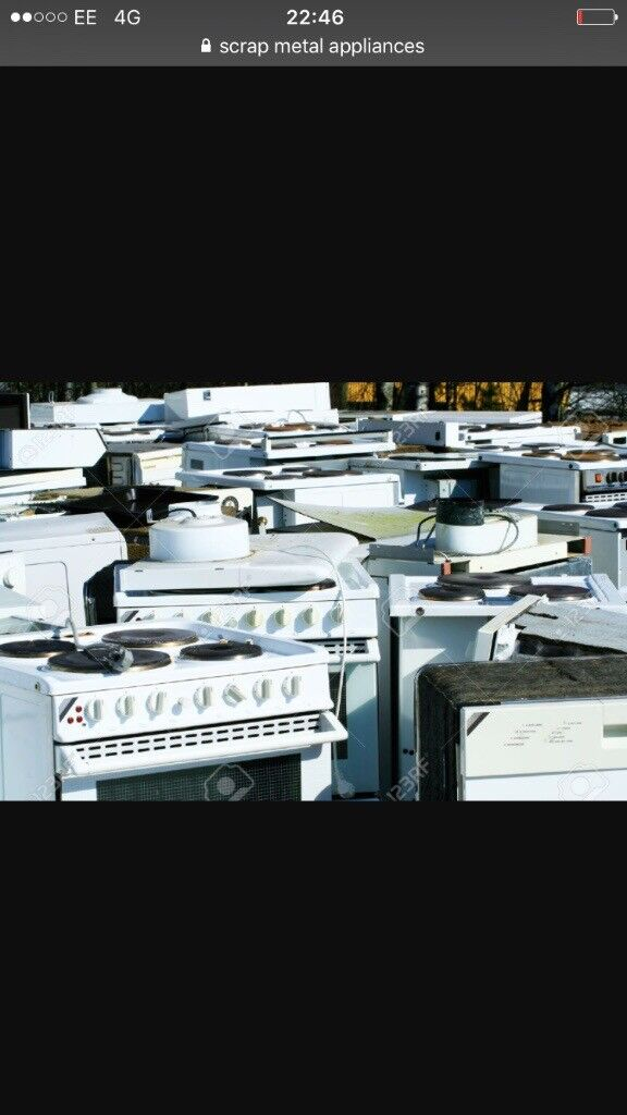 Free scrap metal Collection Medway electrical items TVs bikes 07784453585