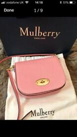 Mulberry Darley satchel