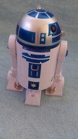 R2D2 Star Wars electric