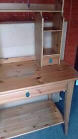 Dresser unit