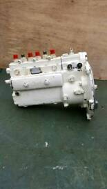 Simms fuel injection pump