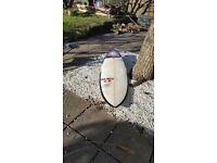 Tokyo surfboard 5'10