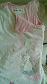 Baby Girls Sleep Bag / Grobag