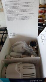 Myson Radiator and valve