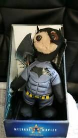 Limited edition batman vs superman meercat