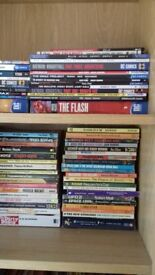 Lots of tv related book & annuals