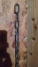 galvinised steel 6mm chain