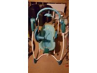Graco Swing n' Bounce in good condition