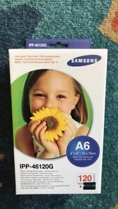 Samsung IPP-46120G cartridge and paper combo