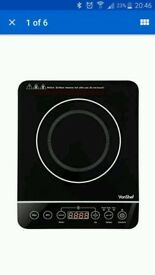 Vonshef portable tabletop induction hob