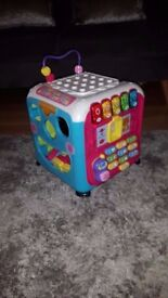 VTech Discovery Cube - Pink