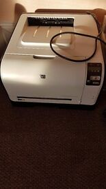 Wireless Colour HP LaserJet CP 1525wn color