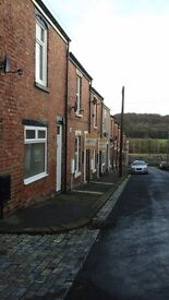 Two Bedroomed Terraced House to let in Carlton Street, Ferryhill Station, County Durham