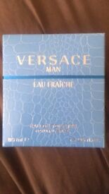 Versace aftershave