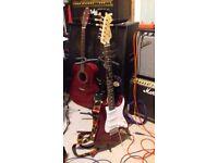 Fender stratocaster 2015 (mex)