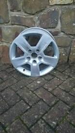 Audi 16 inch wheel hub centre