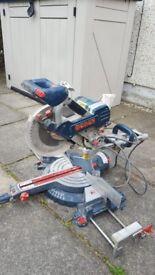 Bosch Chop Saw / Mitre Saw (254mm)dewalt/makita