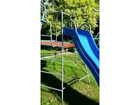 Tp challenger Climbing frame with slide